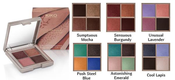 Kiko lavish oriental palette