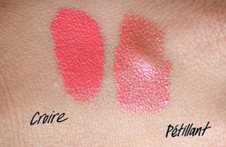 Je suis pétillante, je crois en la vie.. mais surtout je porte du rouge à lèvre Lush !