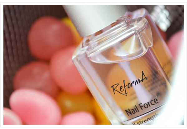 nail force reforma