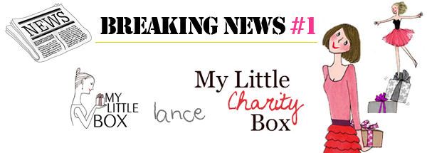 my little charity box