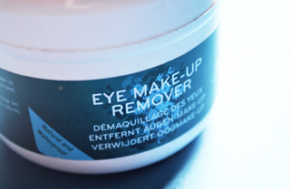 Eye Makeup Remover - Ou le sauveur de mes nuits