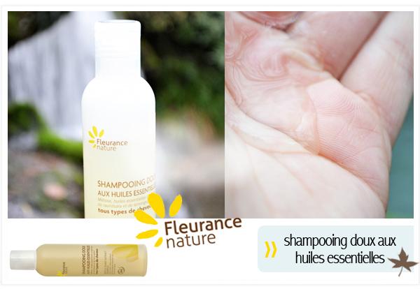 Fleurance nature shampooing doux