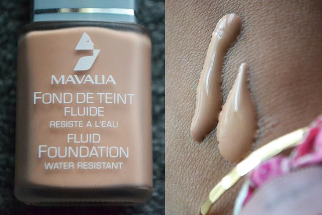 Fond de teint fluide Mavala