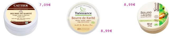 recette cheveux abimés beurre de karité