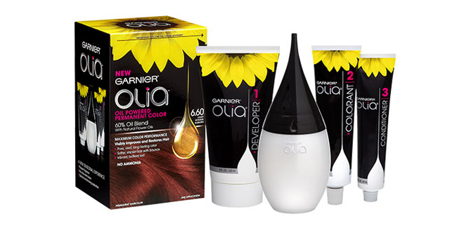 flop garnier olia - Coloration Cheveux Sans Ammoniaque