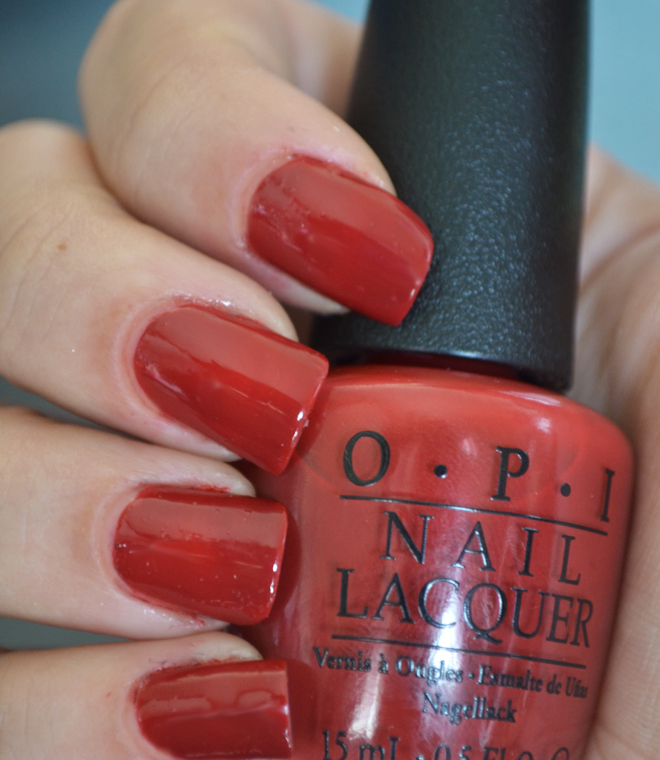 OPI Golden Gate San Francisco