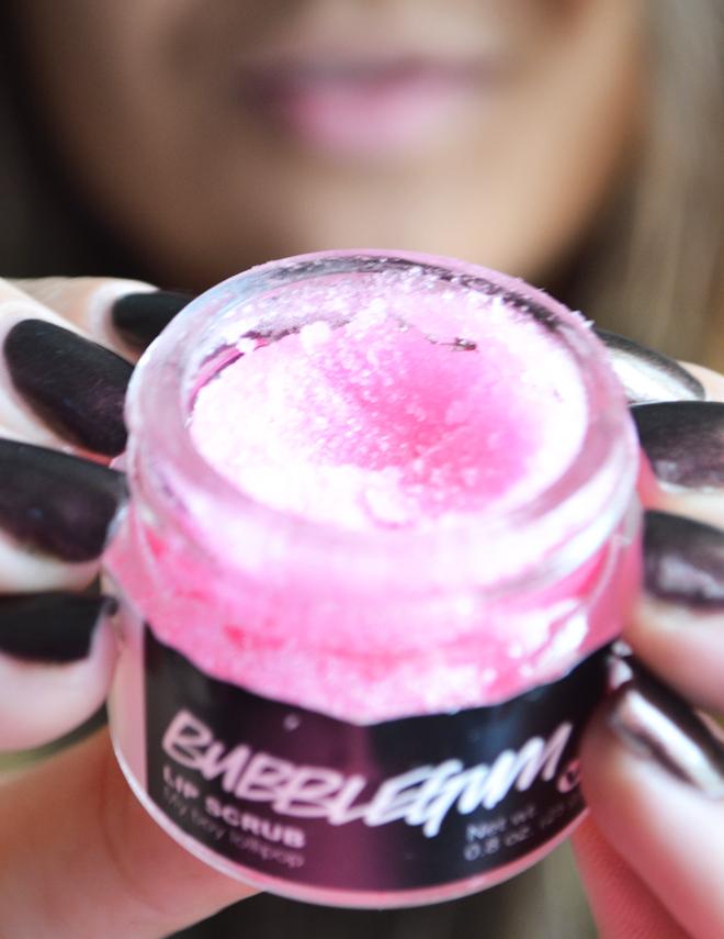 Exfoliant Bubblegum Lush