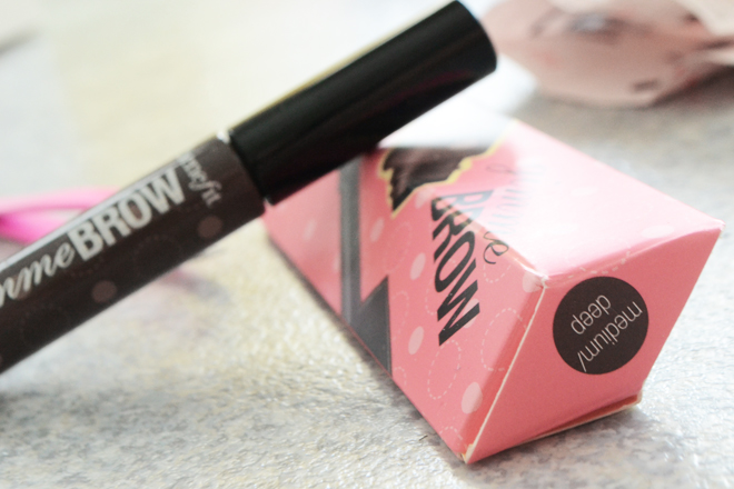 sourcil gimme brow benefit