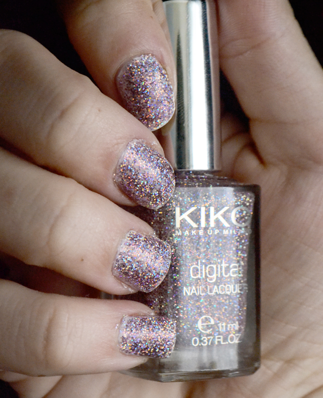 kiko digital emotion vernis intuitive pink
