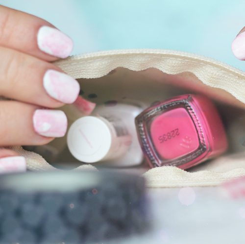 Nail art | Love is in the air ♥
