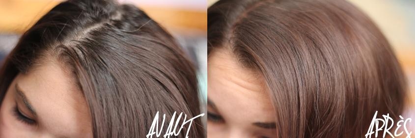 Shampoing pour cheveux fin et sec