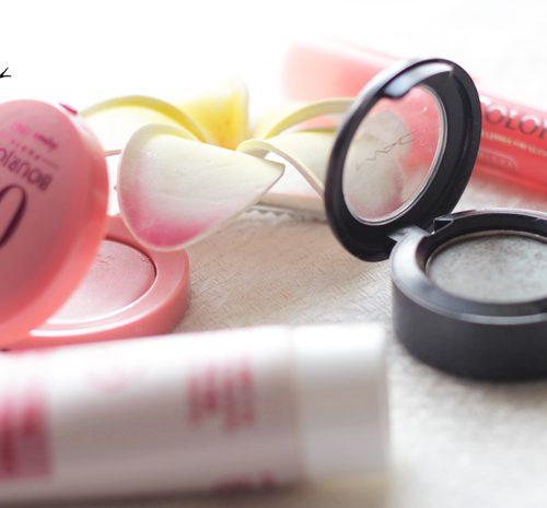 ✿ Printemps | Un maquillage léger, frais et coloré