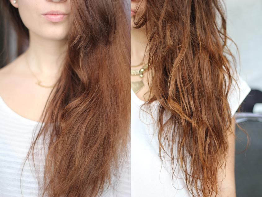 Teinture des cheveux blonde aprГЁs le hennГ©