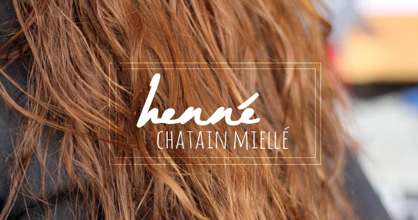 Teinture pour les cheveux au hennГ©