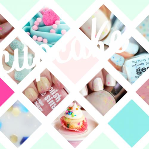 TENDANCE | Les vernis cupcake