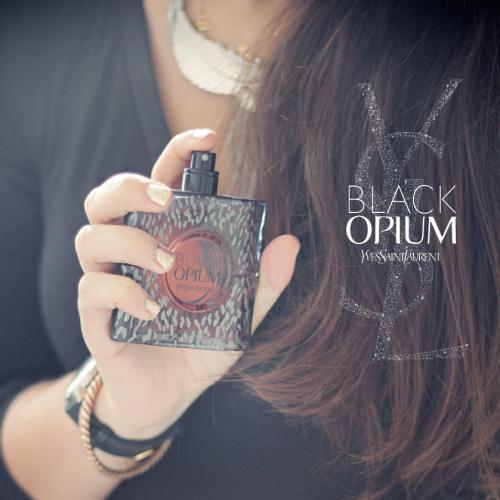 Black Opium YSL – ou la féline qui est en moi