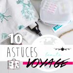 10 astuces pour organiser sa valise beauté lors d'un voyage