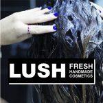 Du solide pour mes cheveux avec Lush