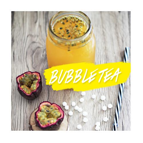 La recette du Bubble Tea au fruit de la passion