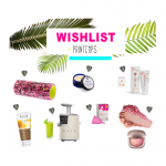 Wishlist Printemps 2017 / Mes envies – Mes inspirations