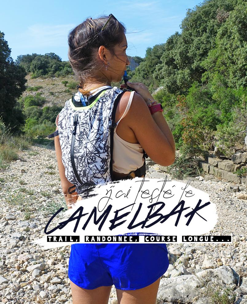 camelbak kalenji